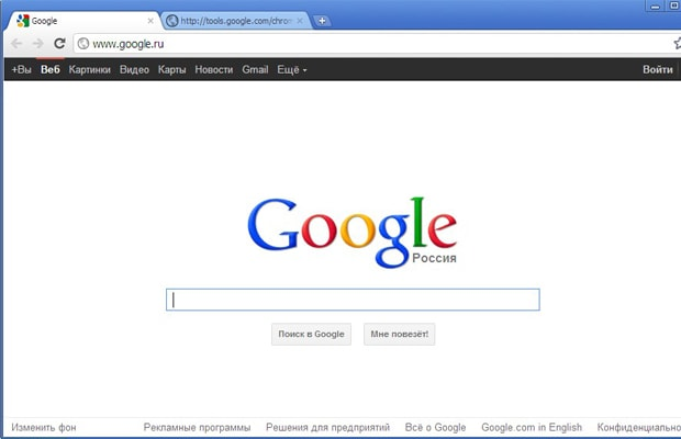 Скачать Google Chrome на Windows 7